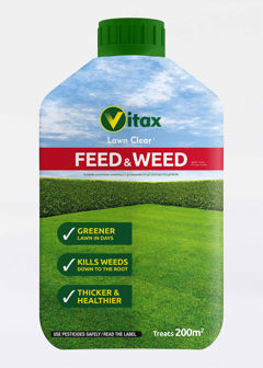 Vitax 1L Green Up Feed And Weed