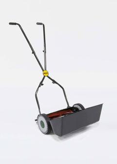 Webb Autoset Sidewheel Walk Behind Push Mower