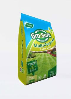 3.6kg GroSure Multi P Lawn Seed
