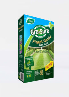 900g GroSure Finest Grade Lawn Seed