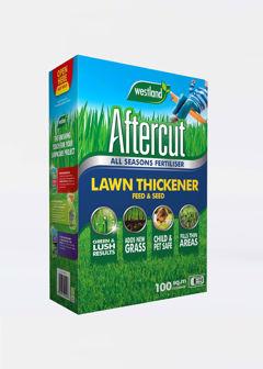 100sqm Aftercut Lawn Thickener Feed & Seed Westland
