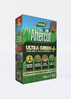 100sqm Aftercut Ultra Grn Lwn Feed&Iron Supplement Westland