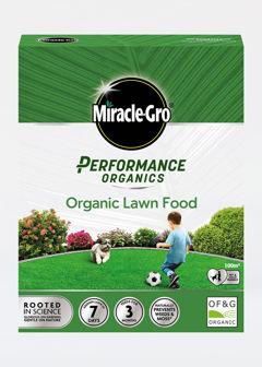 100sqm Miracle Gro Perf. Lawn Food