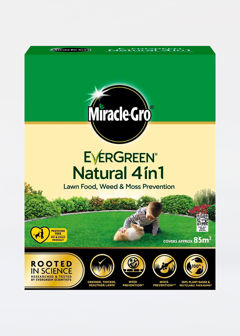 Miracle Gro Natural 4In1 85sqm