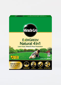 Miracle Gro Natural 4In1 260sqm